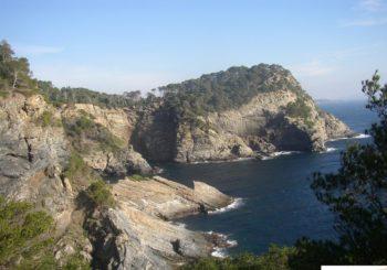 Presqu'île de Giens Madrague – sentier littoral